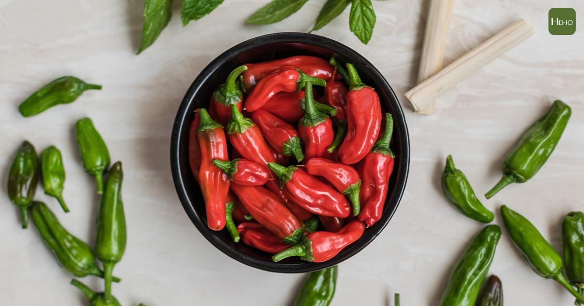 辣妹報到 辣椒吃好吃巧吃進健康