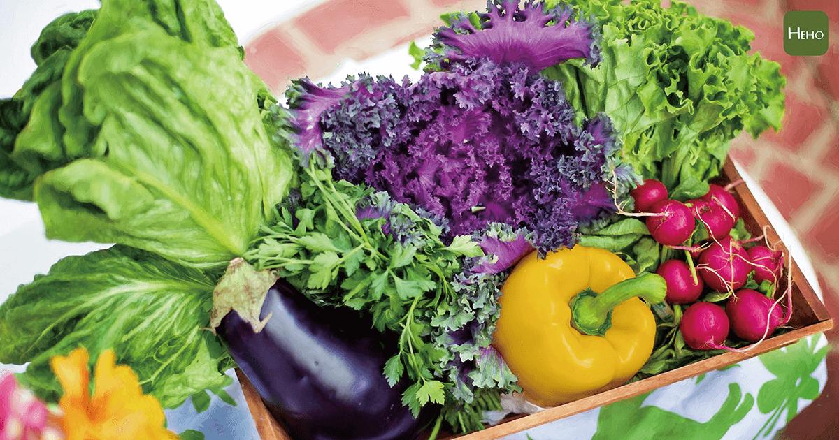 地表最強8種排毒食物 幫助排除體內重金屬