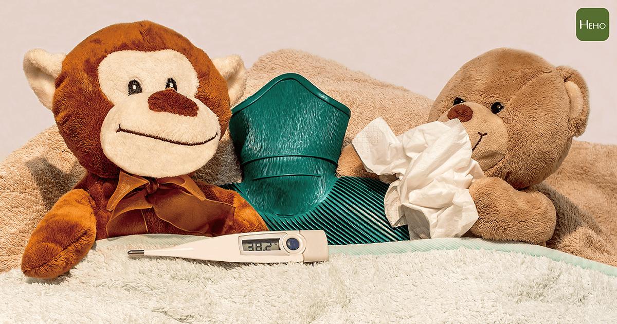 季節交替溫差大時,用這4招擺脫惱人的感冒病毒