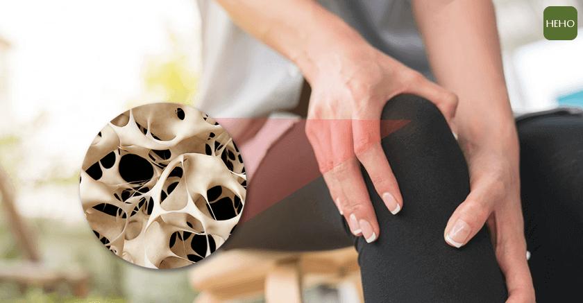 35歲開始流失!造成骨質疏鬆的4大原因是這些~
