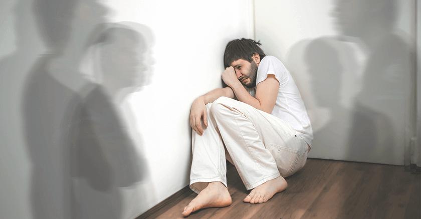 創傷壓力症候群自我檢測表