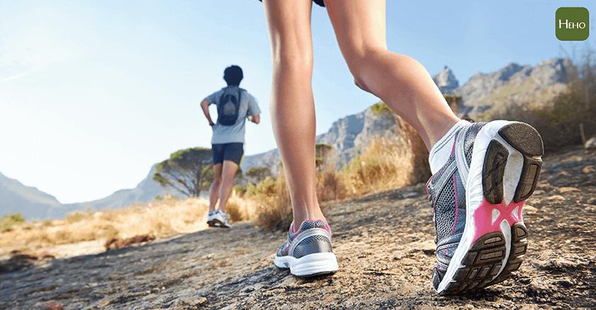 開始走路吧!它會讓你降低得心臟病的風險6.1倍