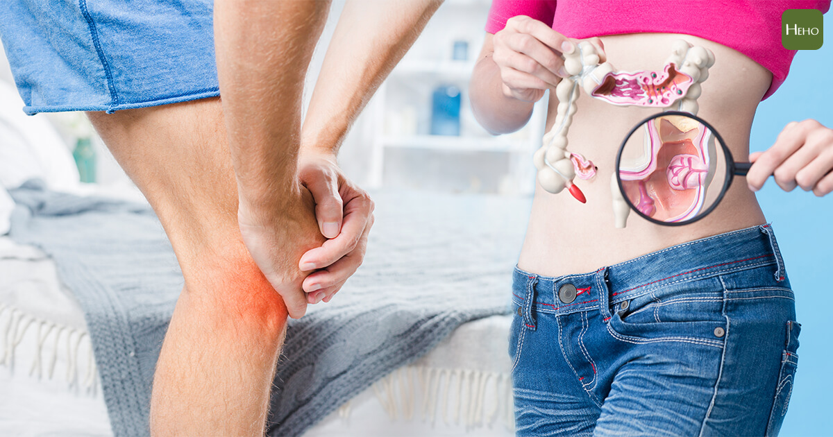 退化性關節炎不是「退化」,原來是腸道少了益生菌