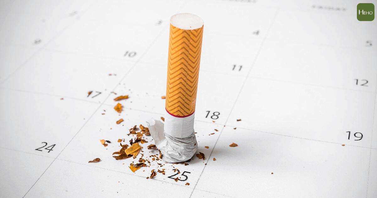 戒菸真的有用!看看從戒菸20分鐘到10年,你的身體會有什麼變化