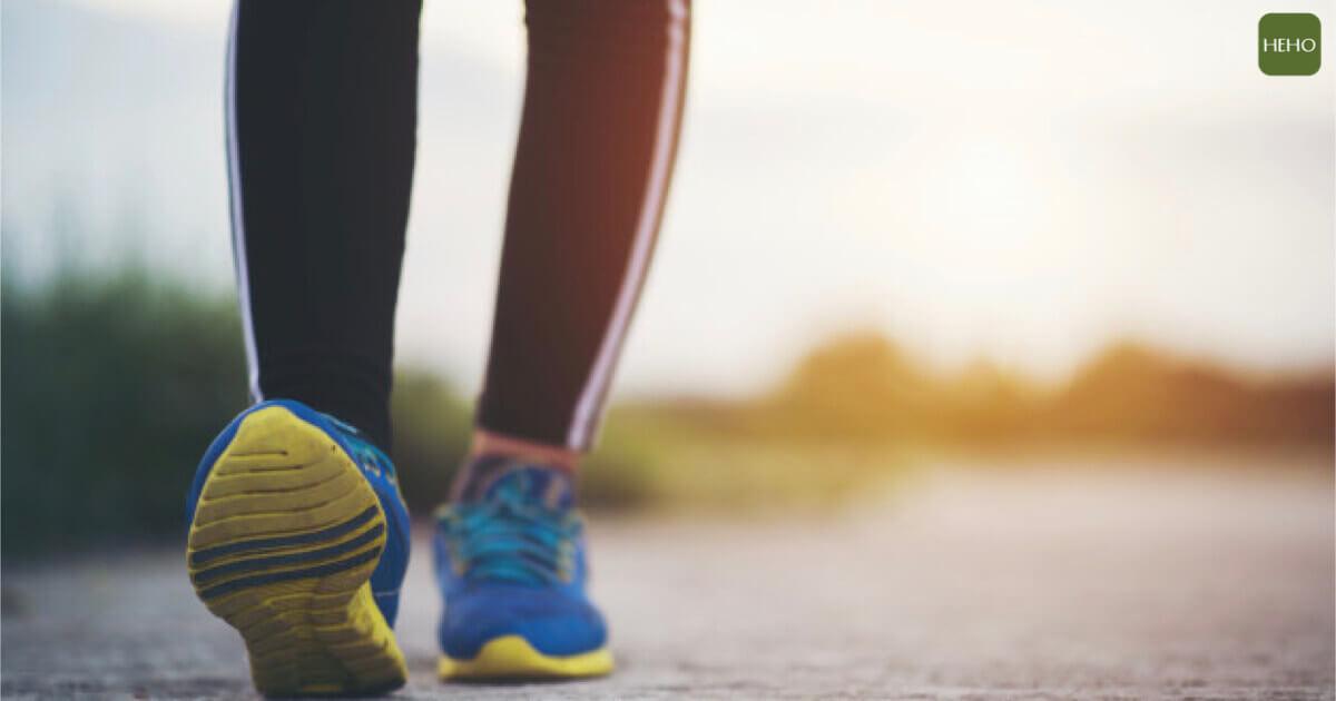 比慢跑更有效!健走運動人人都適用