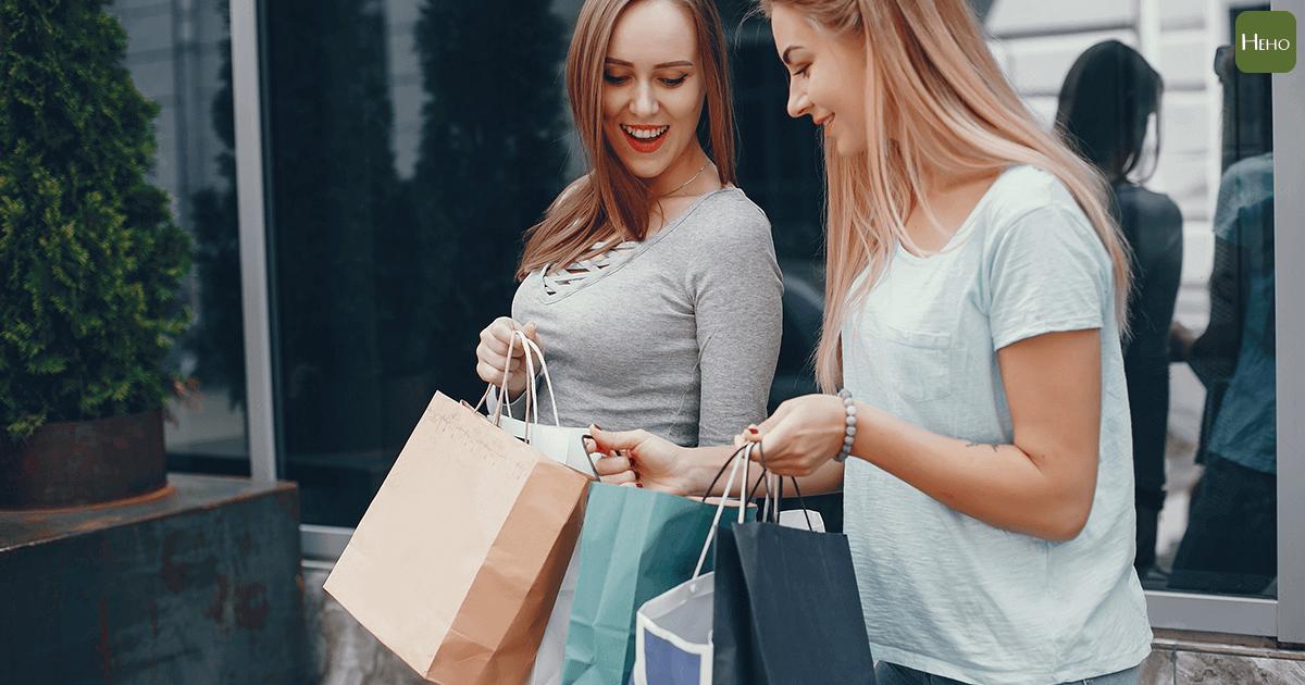買東西好紓壓!避免成為真的「購物狂」請做到這4點