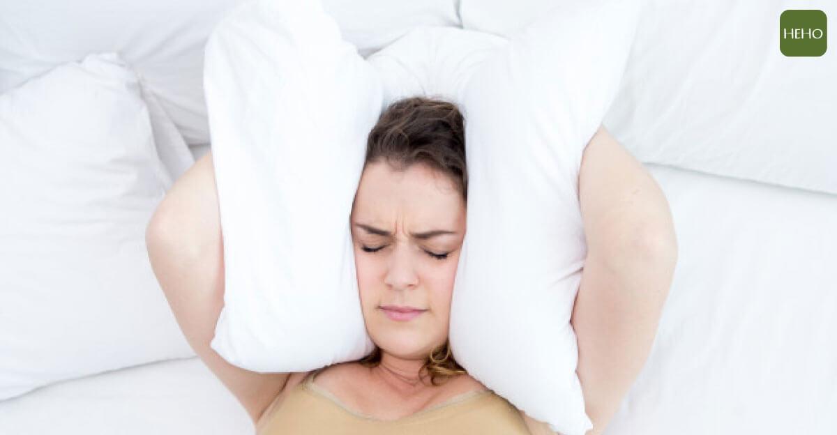 半夜醒來就失眠?4 招改善睡不著的煩惱!