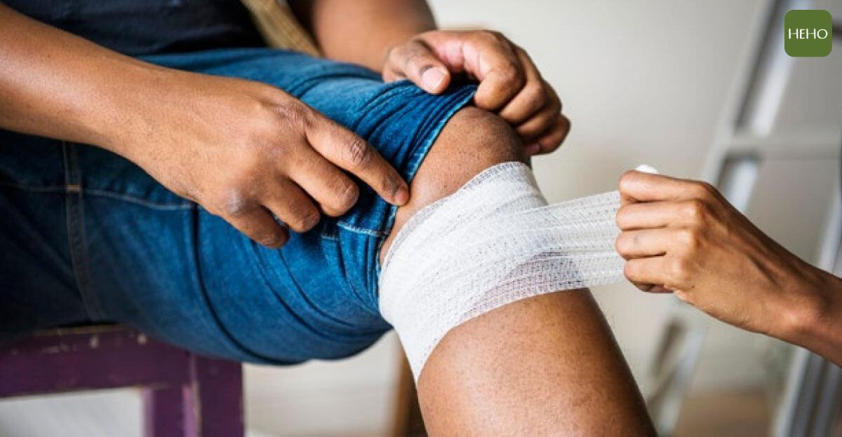 受傷正確照護4步驟!別讓錯誤觀念造成傷口感染