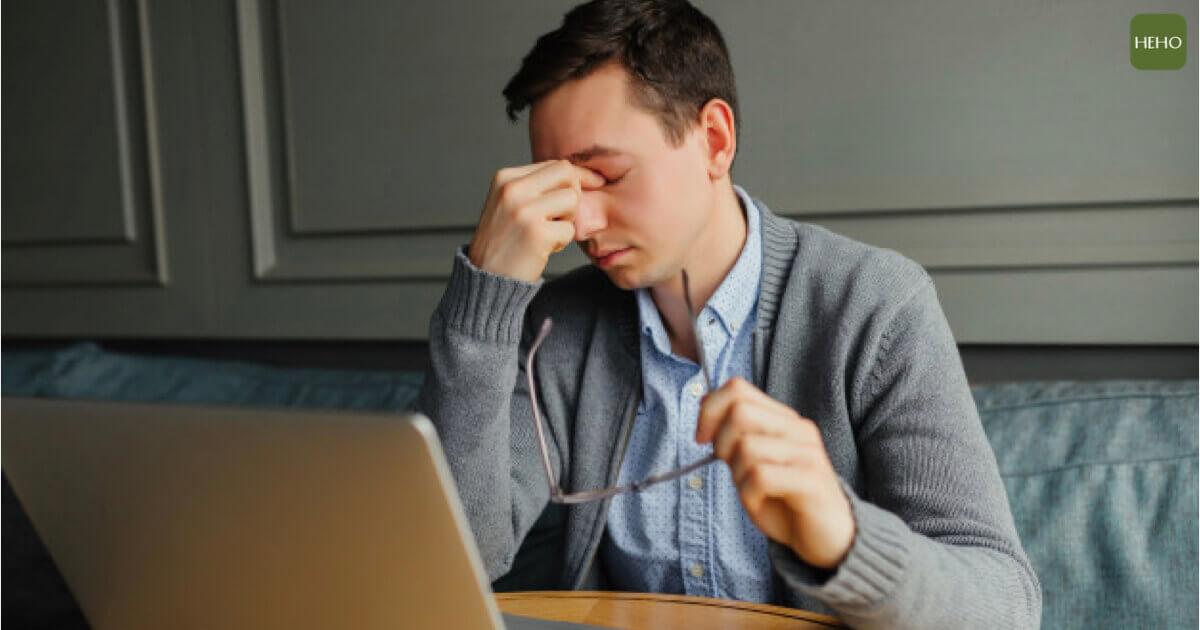 這9種症狀中了4種,你可能是慢性疲勞症候群!