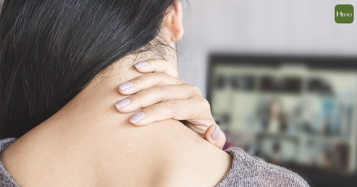 脖子也會椎間盤突出!當手容易痠麻就要注意了