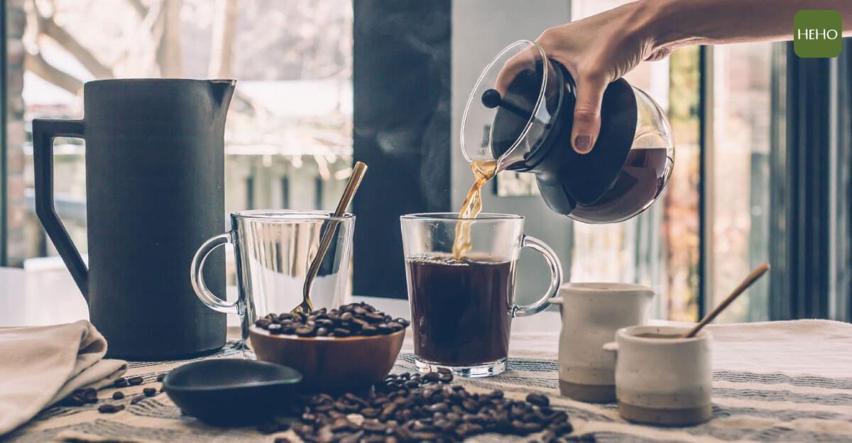 每天都要來杯咖啡提神?這5種人小心咖啡上癮反而更累!