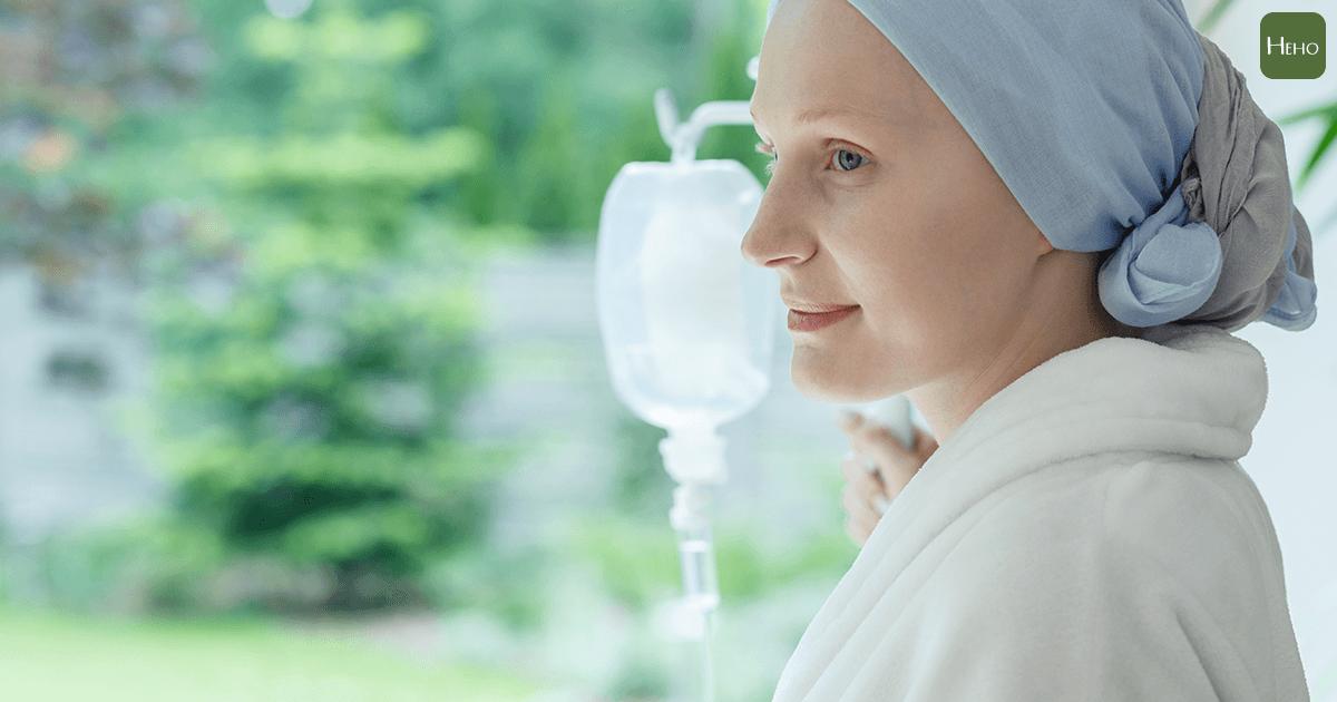 第三期癌症患者