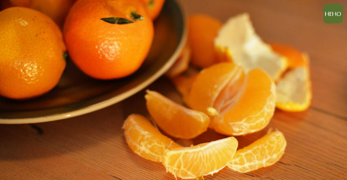橘子皮千萬不要丟!3 種不為人知的功效告訴你