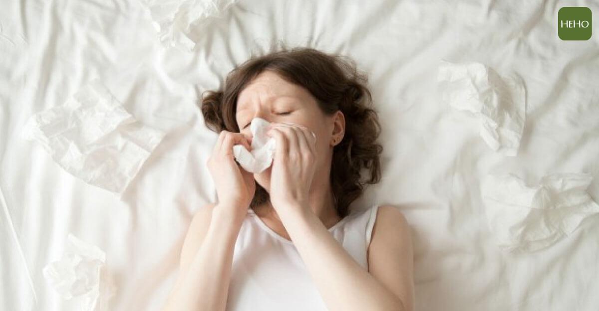 鼻子過敏、鼻水流不停?試試生活保養 6 要點!