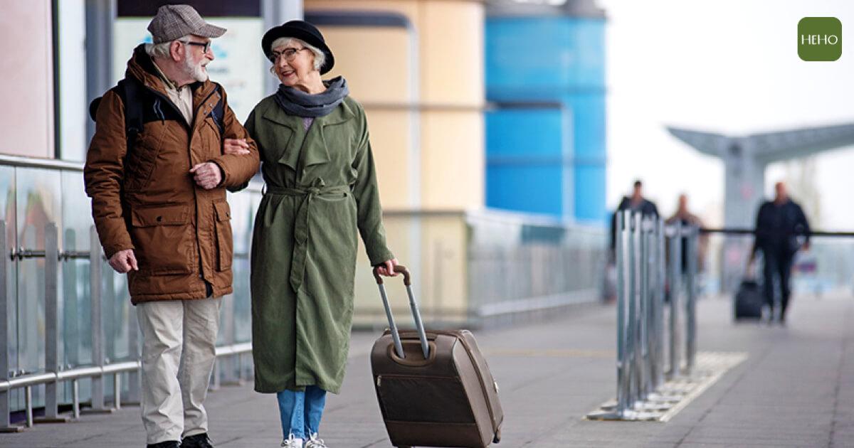 出國該注意什麼?高年級旅遊者的確認清單