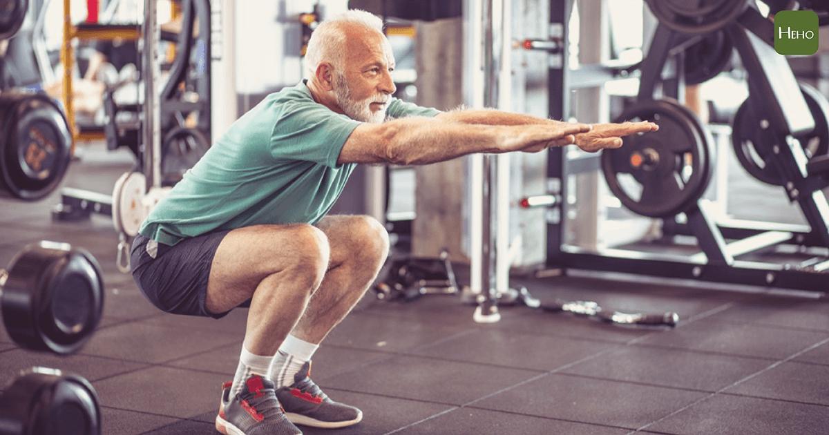中風不是吃健康就能避免!肌力運動幫助血管更新