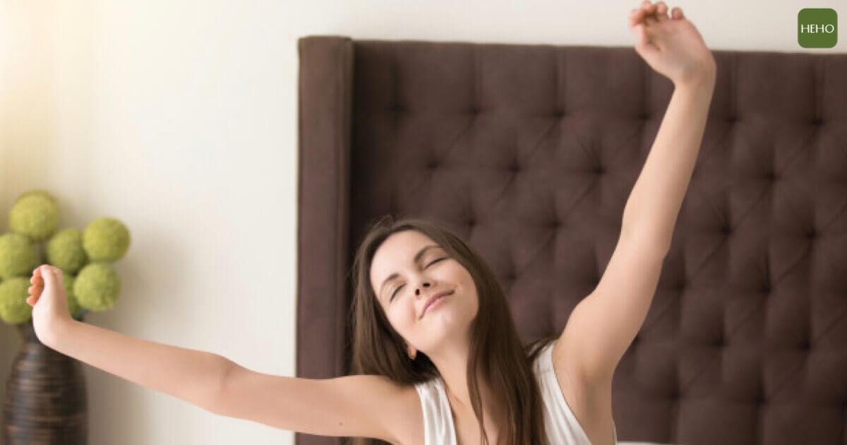 明明睡了覺卻像是沒睡一樣?睡前做 6 件事讓身體好好休眠