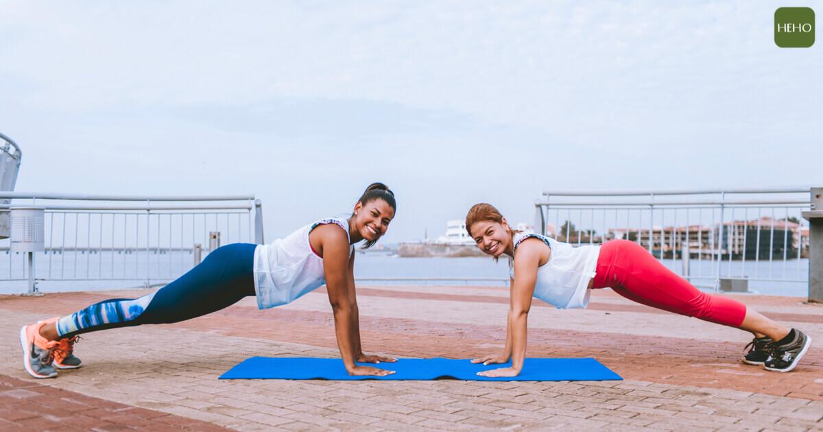 運動不只是能瘦身!持續運動對人體有10大好處