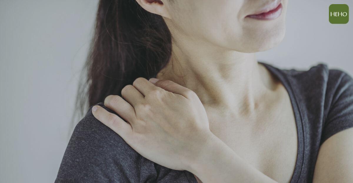 肩頸痠痛終於有解!補充這些營養就能改善