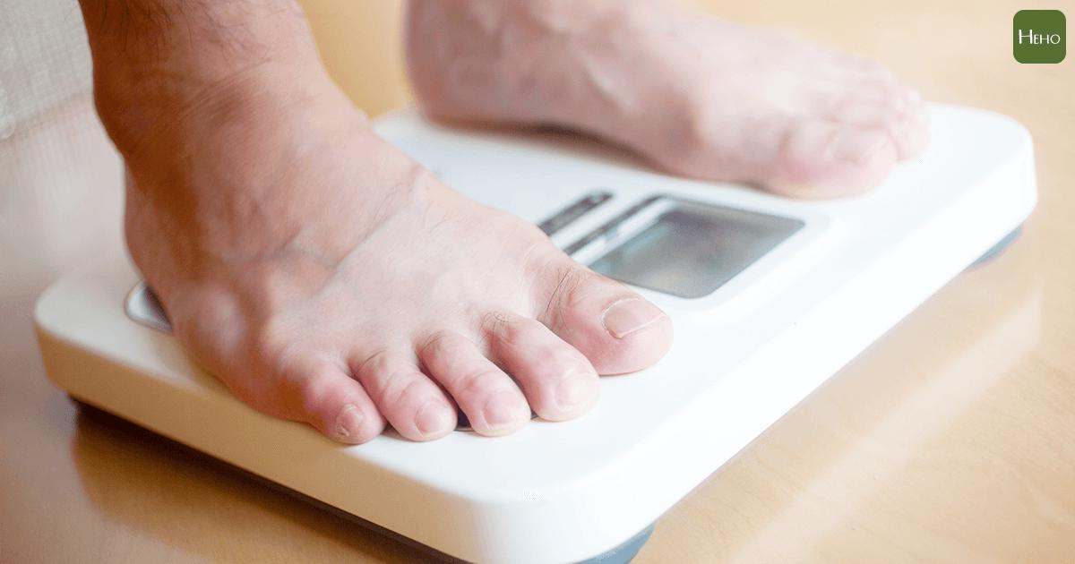 體重下降_疾病