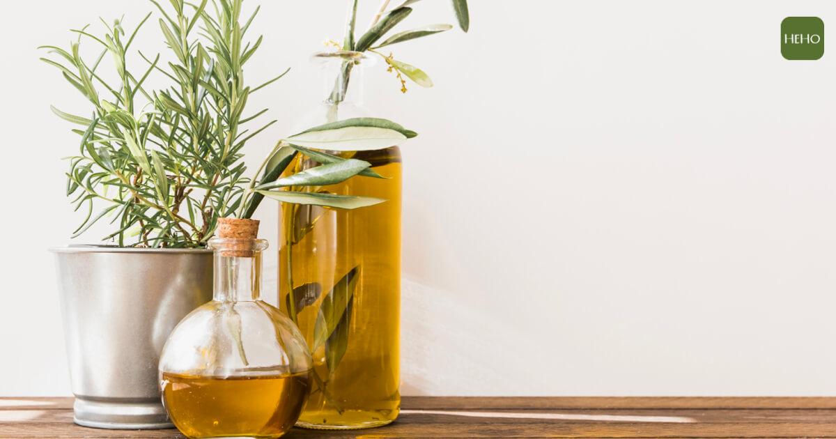 用什麼油煮才健康?解析 6 種廚房常用油
