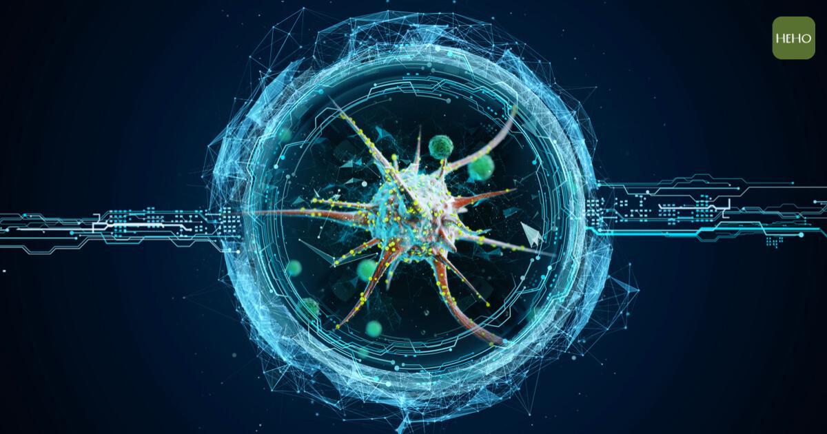 20%的癌症是由病毒與細菌引發的,這5種特別「癌」重