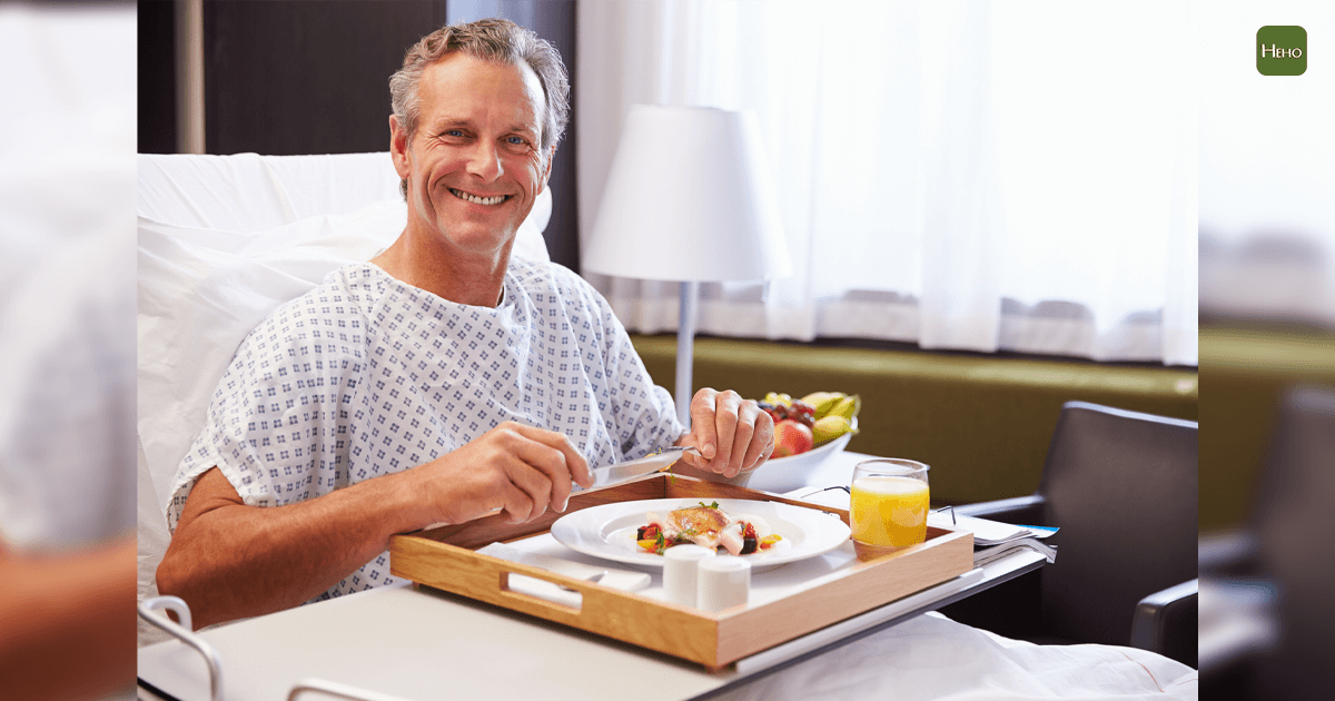 https://www.istockphoto.com/photo/male-patient-in-hospital-bed-eating-meal-from-tray-gm489113602-74531269