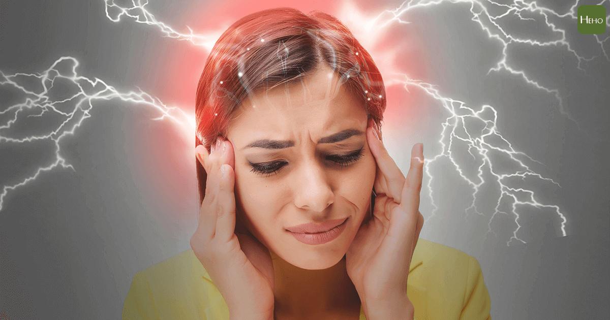 全台每天10萬人頭痛 常見的5種頭痛搞清楚你是哪一種 | Heho健康