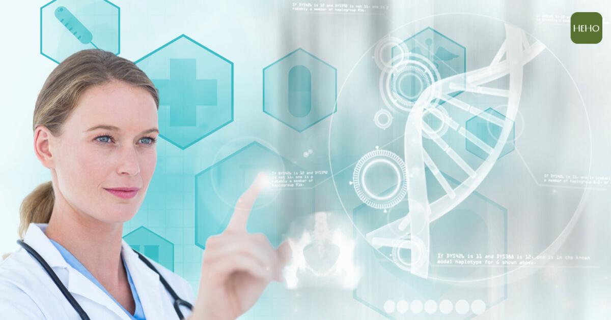 癌症的基因檢測與精準治療
