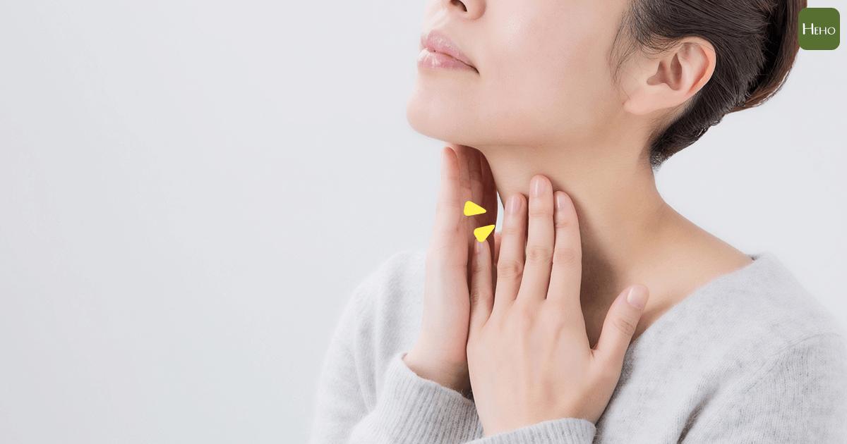 半數50歲女有甲狀腺腫瘤!把握3個「5」遠離甲狀腺癌