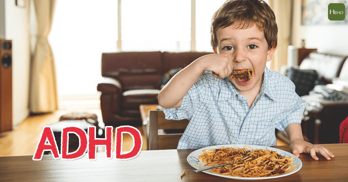 她跟過動症兒子搏鬥20年 中研院:ADHD是食物「吃錯」了