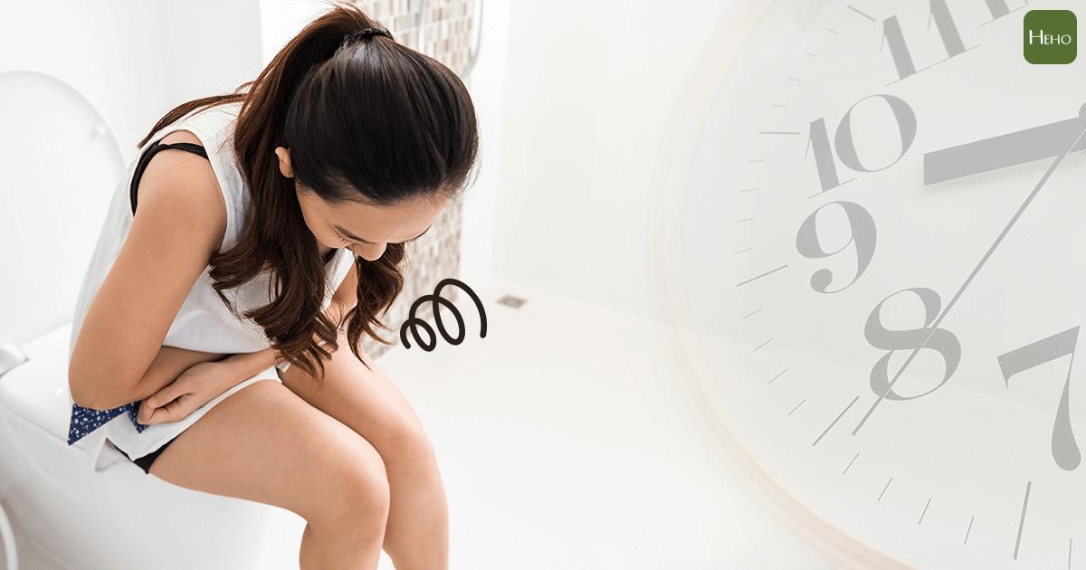 上廁所超過5分鐘就算便秘!這些症狀加在一起可能是大腸癌