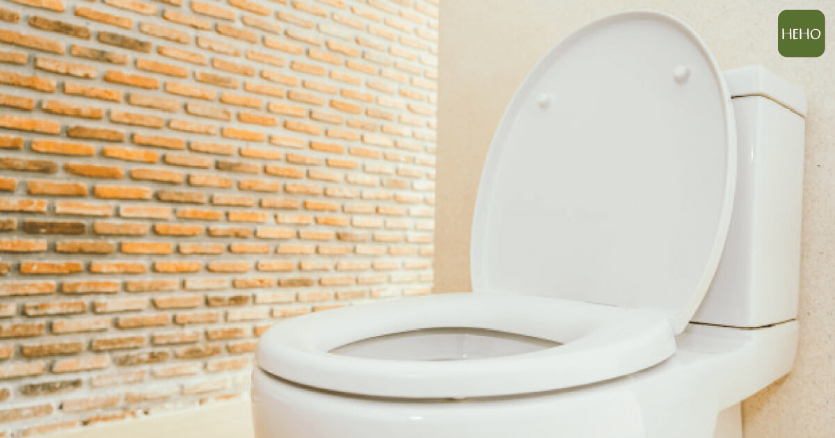 2名警察到同一間公共廁所就被傳染!專家提醒上廁所有「防疫」4步驟
