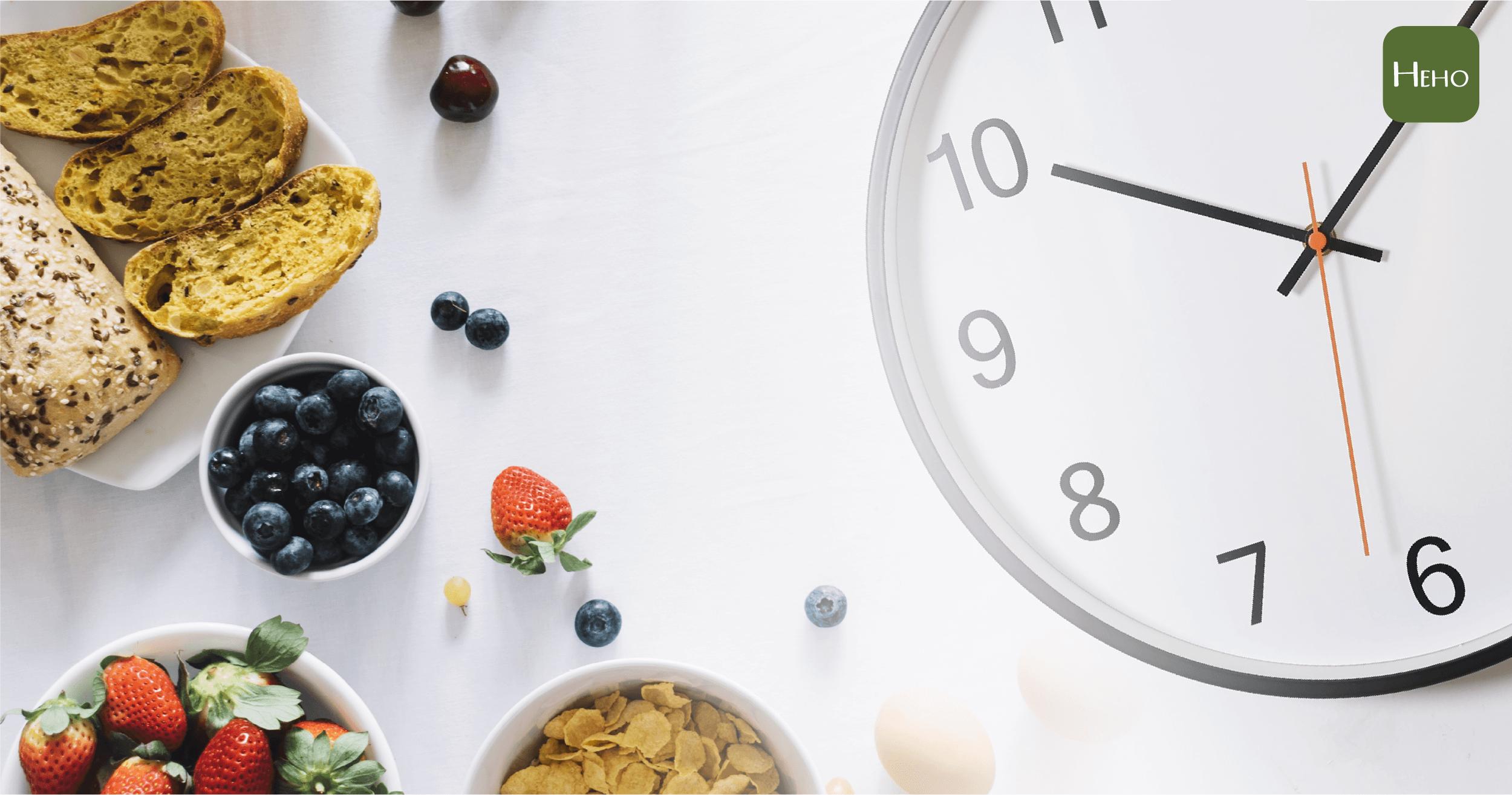 食量不減也能減肥!營養師推薦超容易做到的「168斷食法」