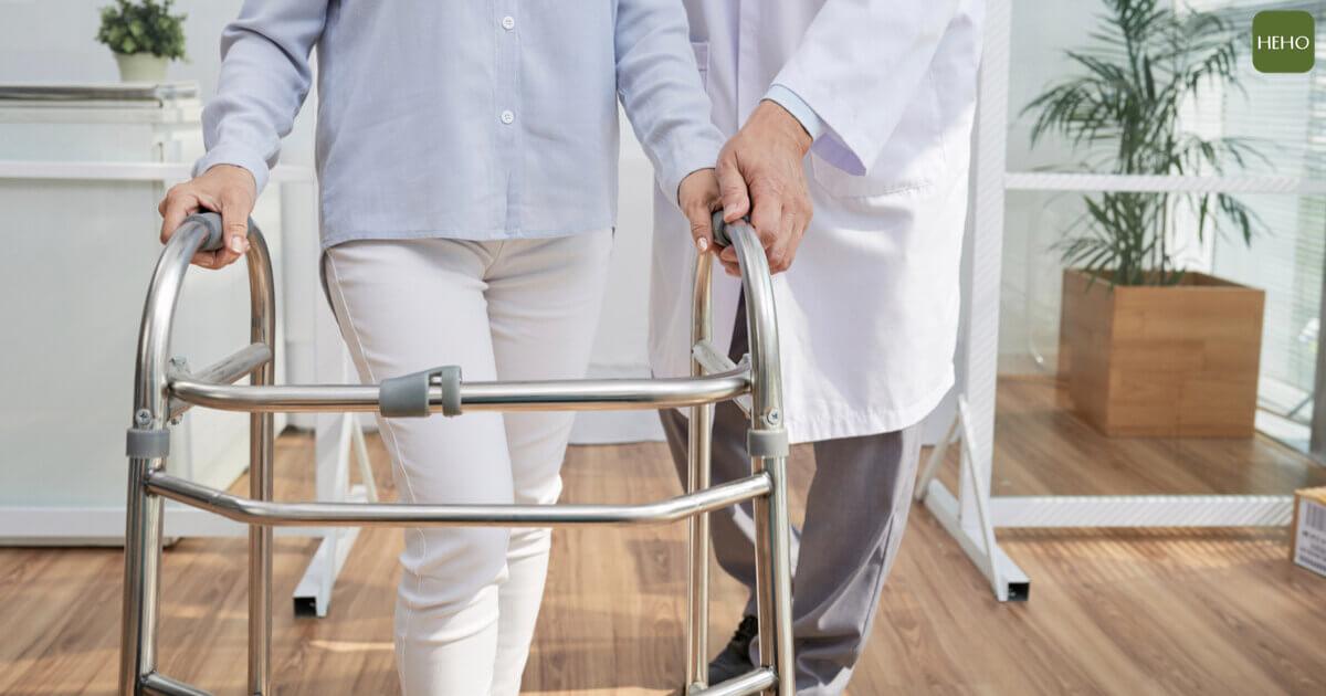 集病末期採用物理治療可提升生活品質 / freepik
