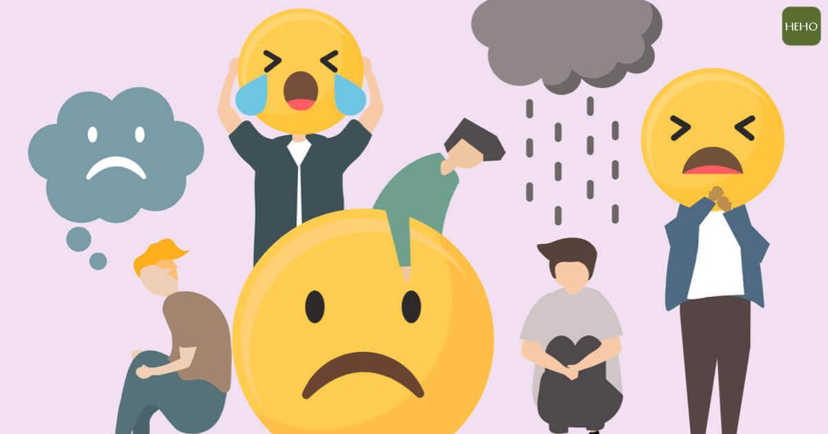 對於低落情緒會怎麼處理?一次解答3 種常見迷思| Heho健康