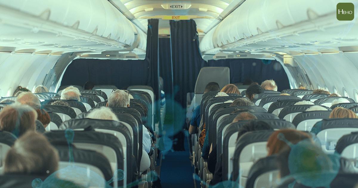 「最毒班機」又增加1人確診共10人中鏢!陳時中:考慮全班機都篩檢