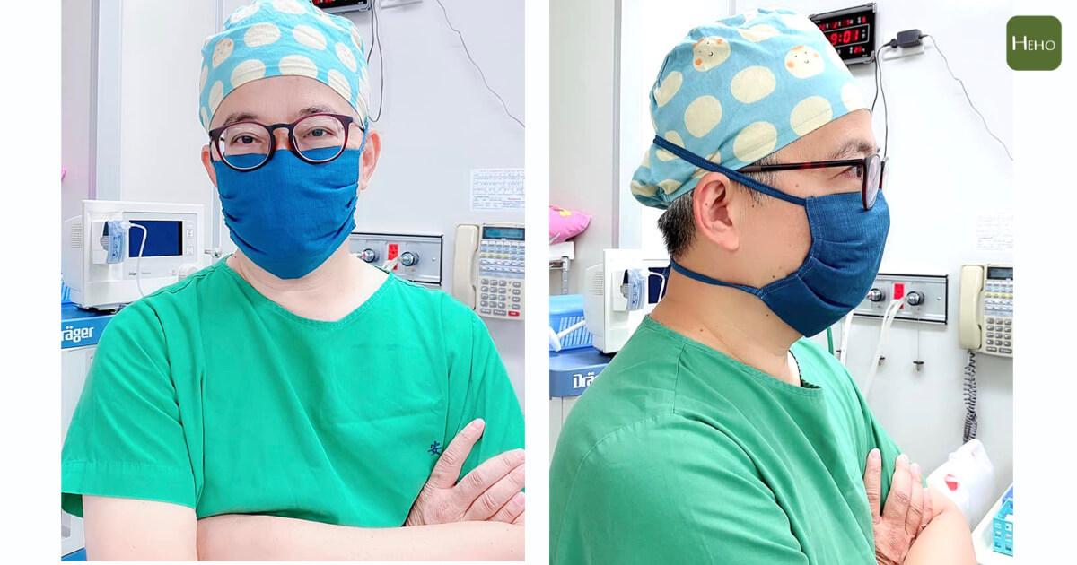 口罩留給需要的人!醫師親授3步驟自製布口罩