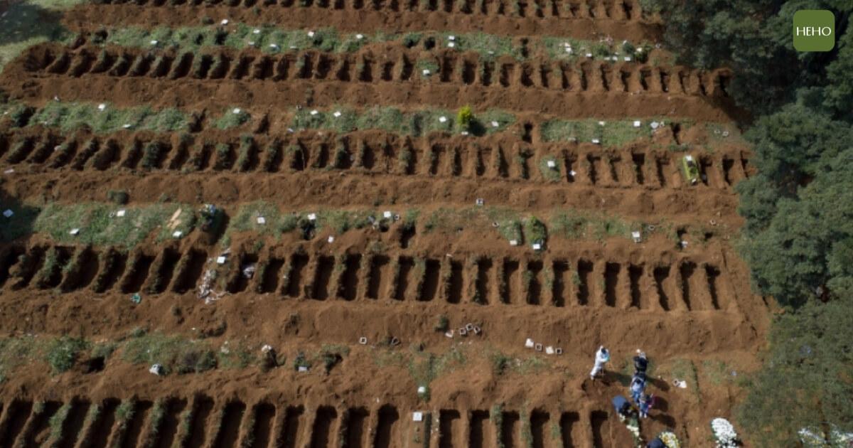 巴西死亡超過2.8萬人!墳墓不夠用、地方政府緊急挖洞開新墳
