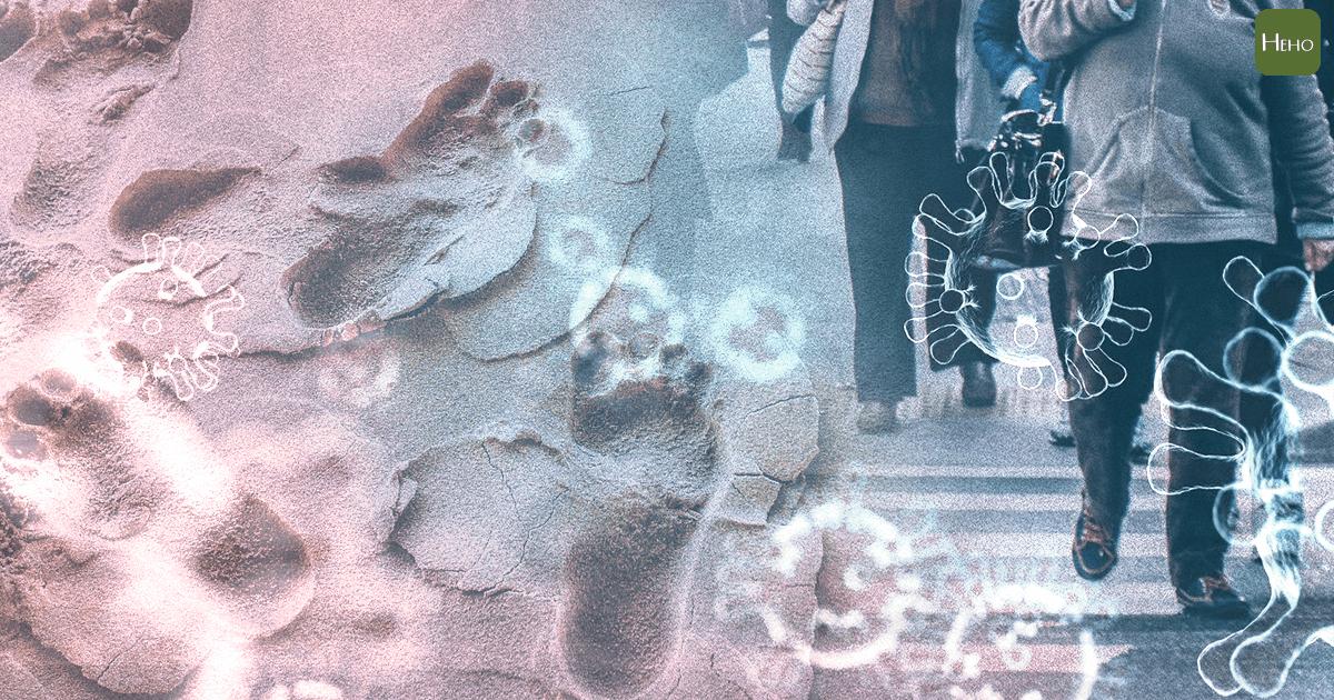 北市疫情/1 個案足跡公布!黃珊珊:遭耳鼻喉科醫師感染、足跡在大安區嘉興公園!