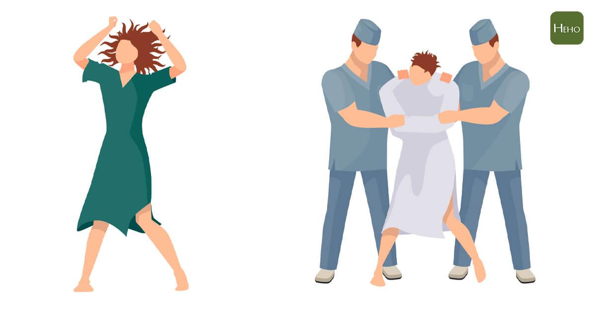 「醫師,我頭好痛!」美國女子確診新冠肺炎後,發現腦細胞已經壞死