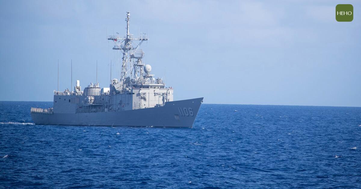 敦睦艦隊抗體結果出爐!艦上至少四波傳染,證實非在帛琉被傳染