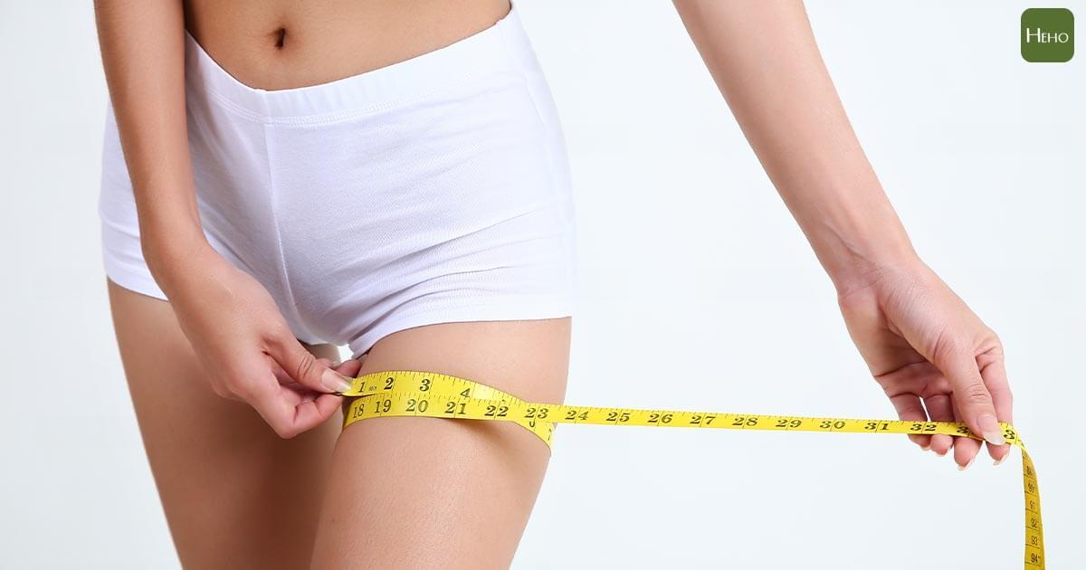腿粗不是壞事!美國心臟協會:腿部脂肪較多的人罹患高血壓機率較低
