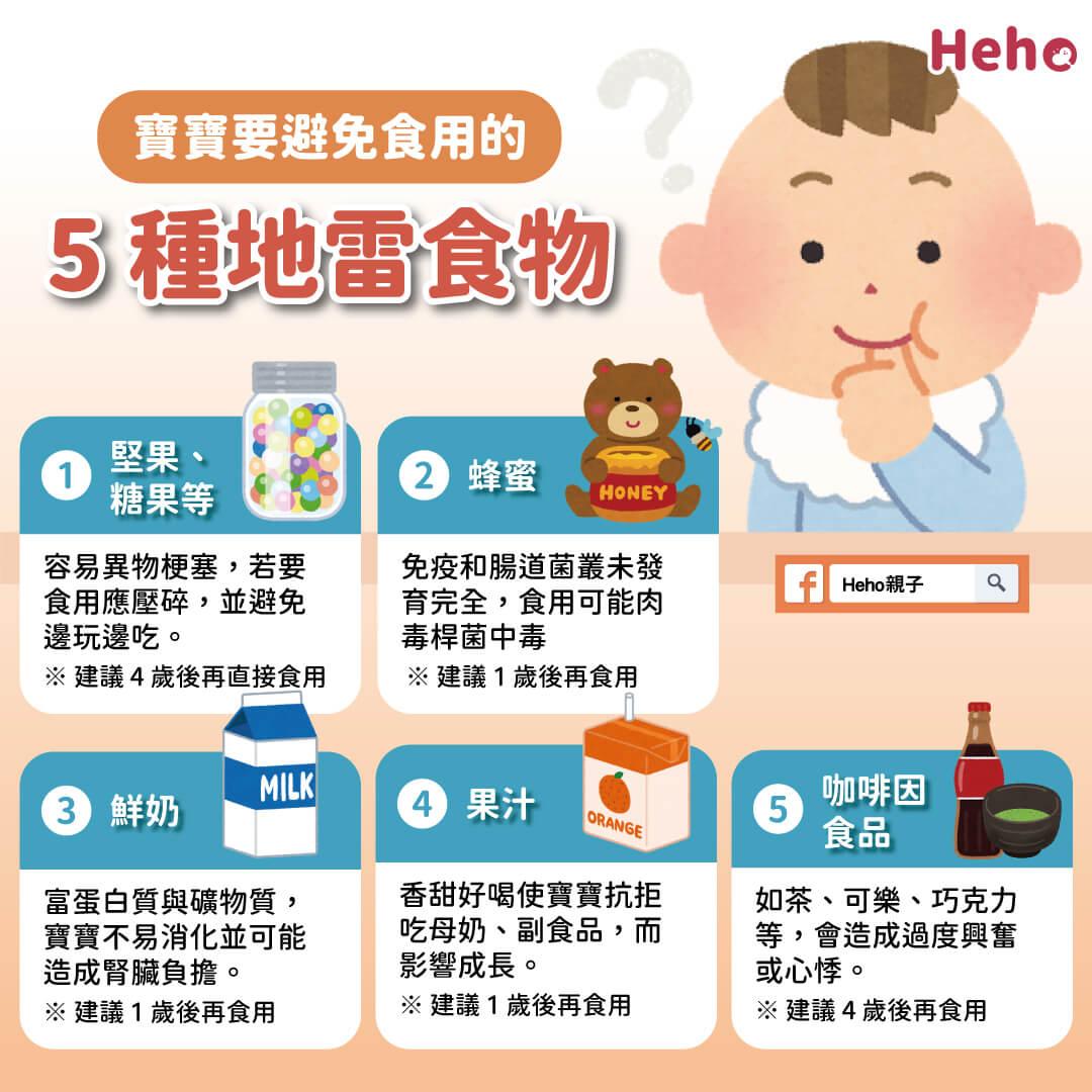 圖解_寶寶要避免食用的-5-種食物