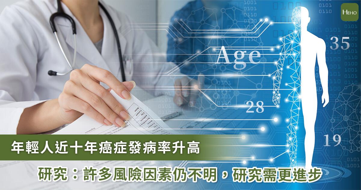 20201214_年輕人正成為癌症的攻擊目標!研究:近十年發病率升高,且因素不明!
