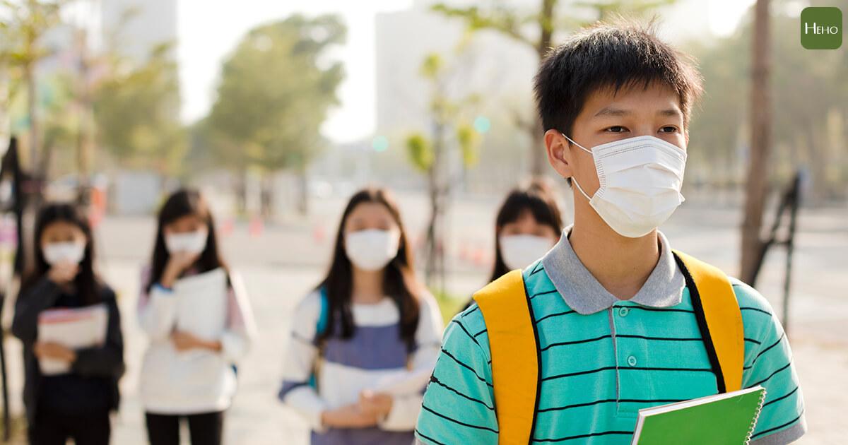 20210517-疫情-防疫-學生-上課-學校-口罩