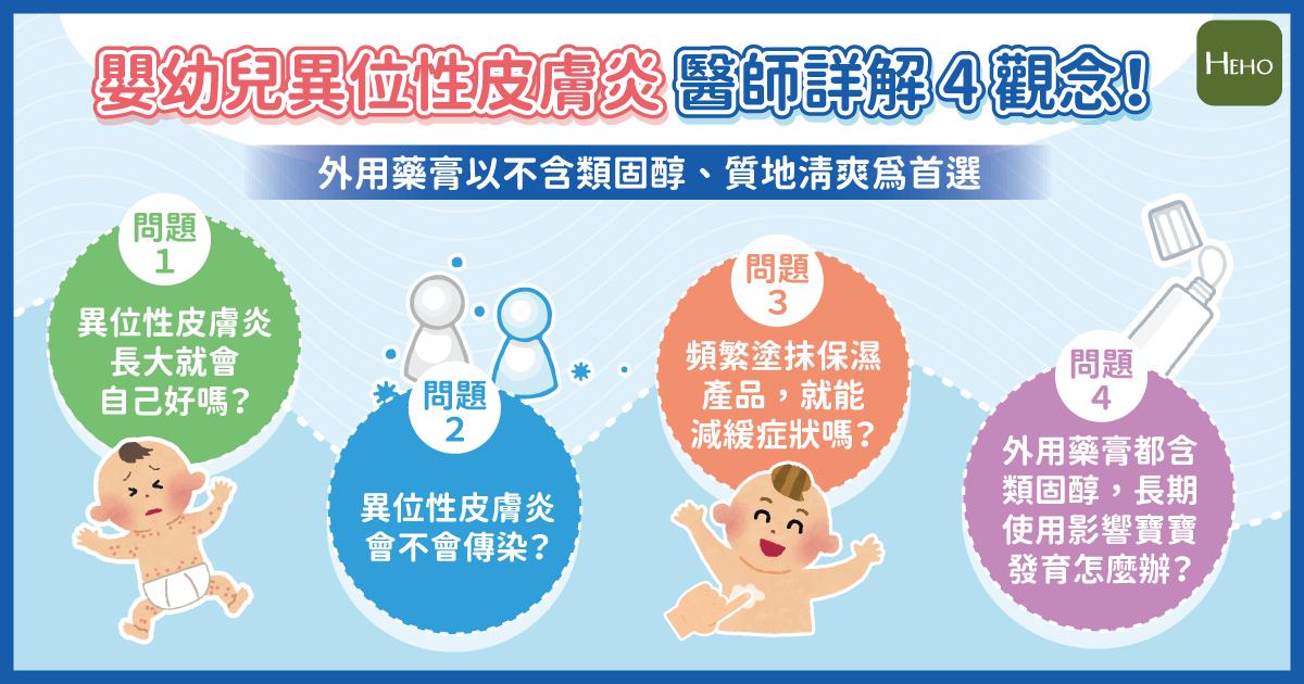 異位性皮膚炎衛教圖文_精選圖
